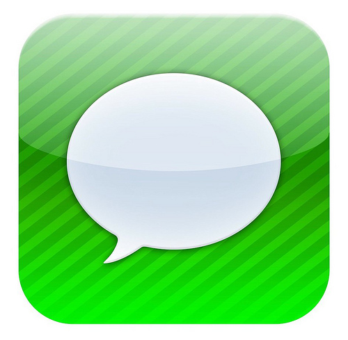 iMessages - SMS