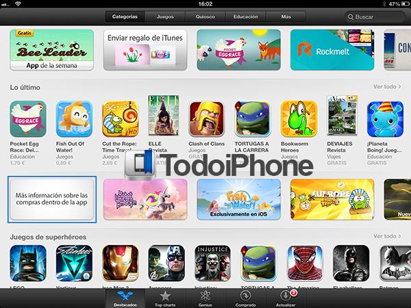 Compras dentro de la App - 1