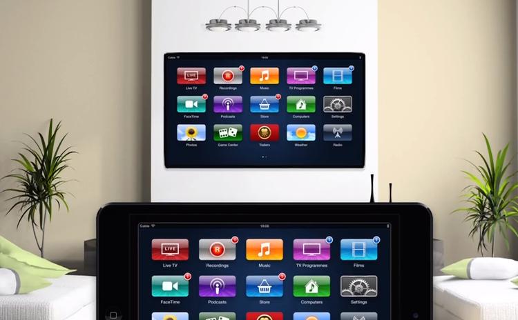 Apple TV Concept 2013