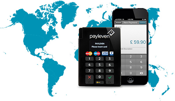 Payleven - Accept Credit Card Payments