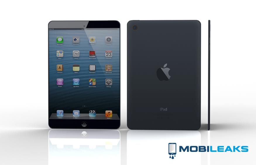 Render iPad Mini 2 by MobiLeaks