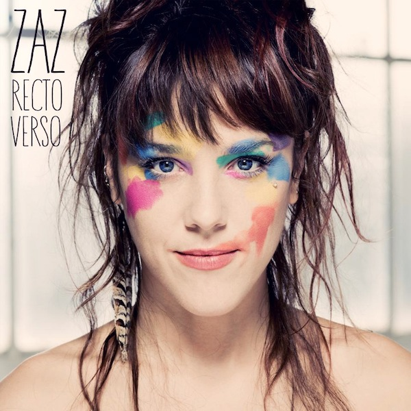 ZAZ Recto Verso Cover
