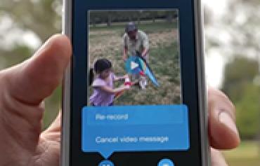 Skype Video Mensajes - Thumbnail