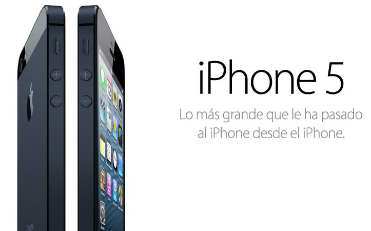 iPhone 5 Apple