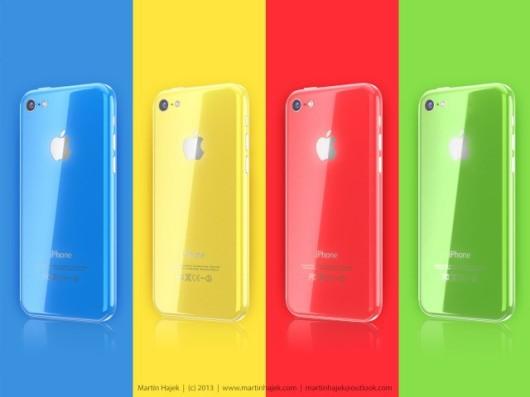 iPhone Low Cost Martin Hajek