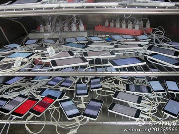 Pegatron iPhone 5C