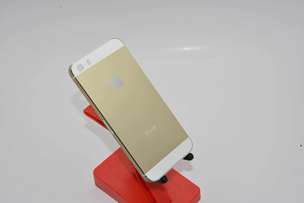 iPhone 5S Oro Champagne - 1