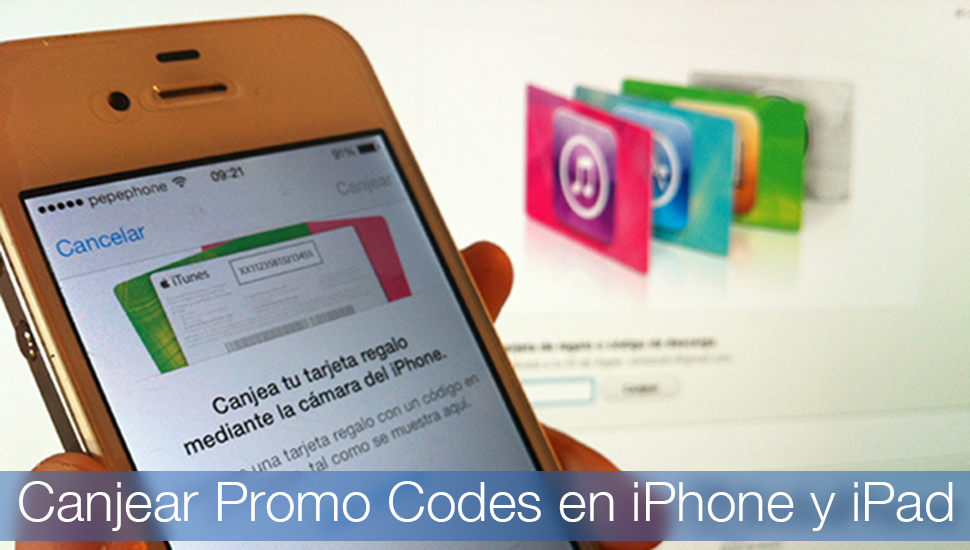 Como-Canjear-Promo-Codes-iTunes-iPhone-iPad