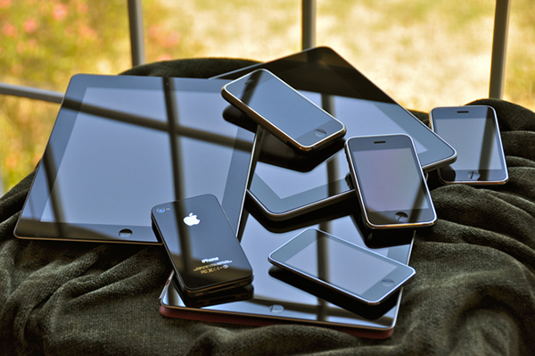 Familia iPhone