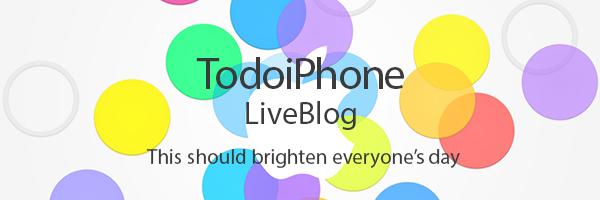 TodoiPhone LiveBlog Evento iPhone