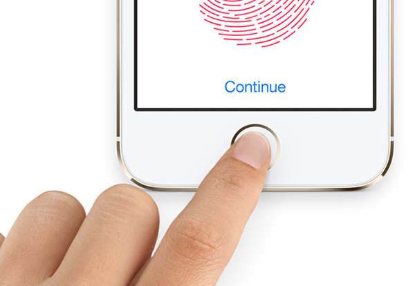Touch ID Sensor - iPhone 5S - 2