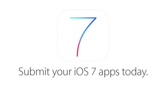 iOS 7 -Actualizar Apps