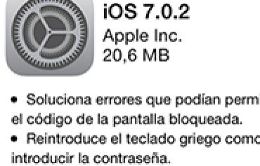 iOS 7.0.2 - thumbnail