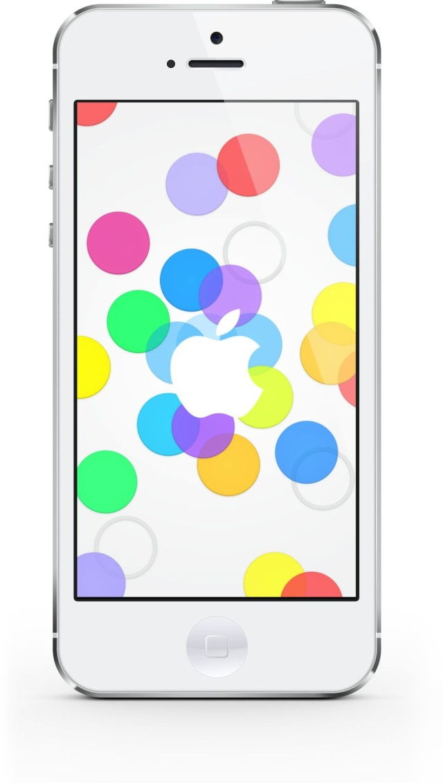 iPhone 5 Wallpaper Evento 10 Septiembre 2013