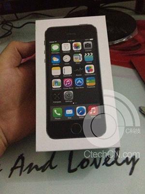 iPhone 5S Caja - 2