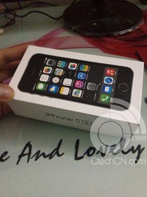 iPhone 5S Caja - 3