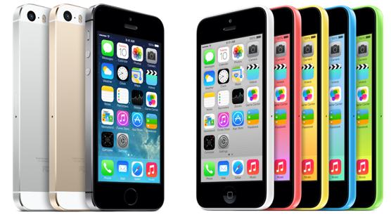 iPhone 5S iPhone 5C Pre-Orden