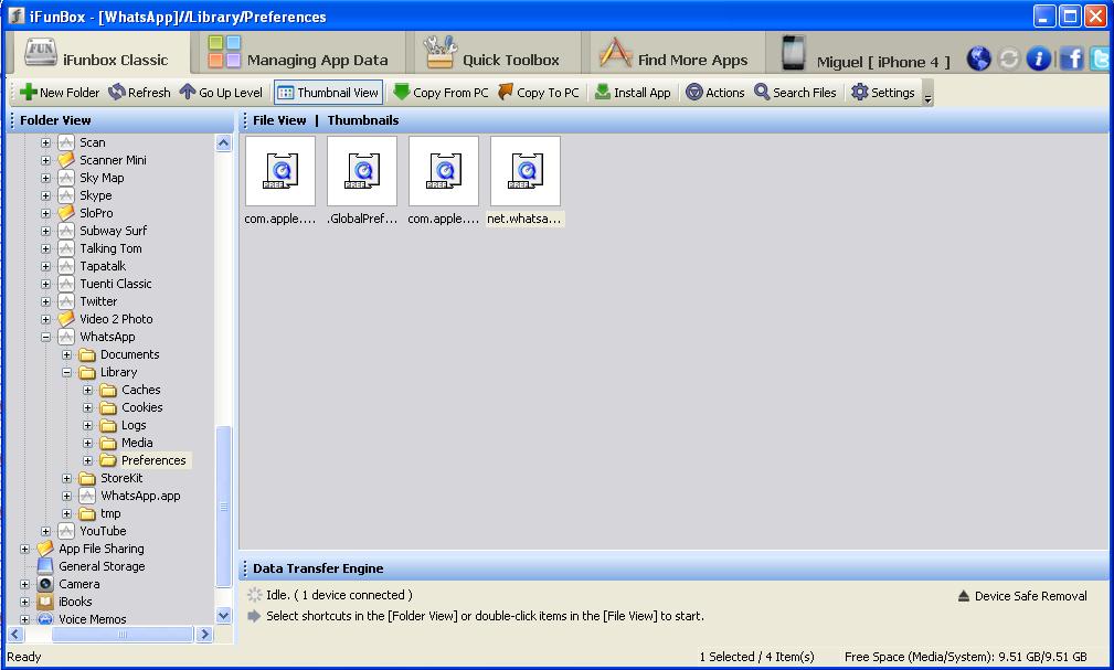 ifunbox - screenshot 4