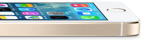 iphone5s oro champagne