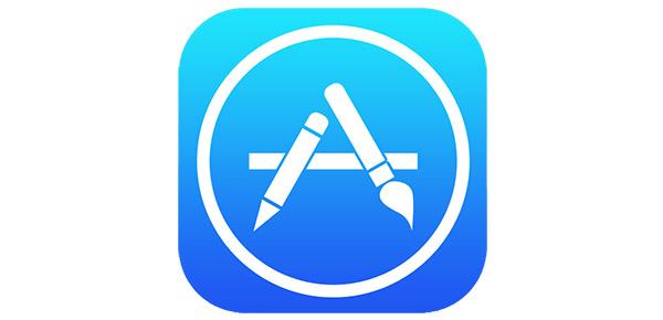 iOS 7 App Store Icono
