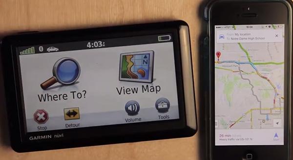 30 Cosas que No Necesitaremos Más Gracias al iPhone - GPS