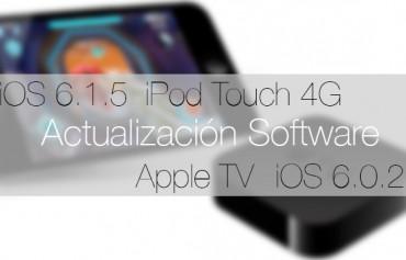 Apple tv ipod actualizacion