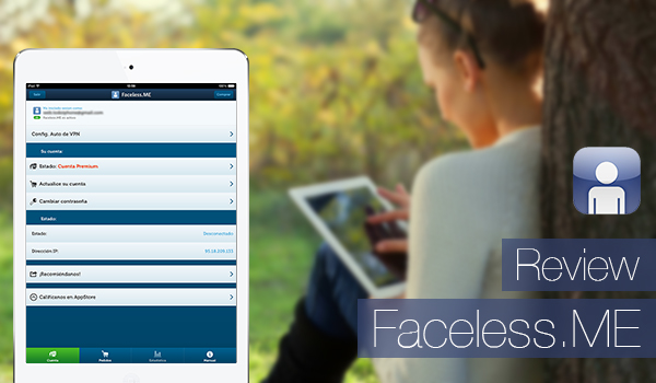 FacelessME Review