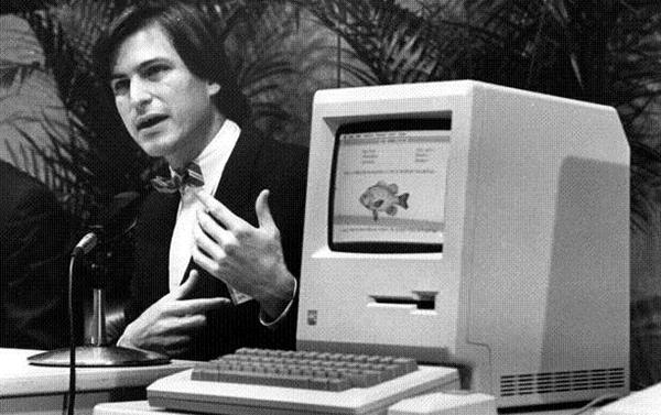 Jobs Presenta Macintosh 1984