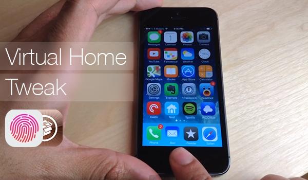 Virtual Home - Tweak iOS 7