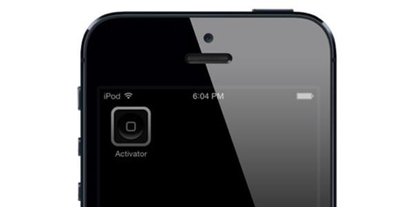 iOS 7 Activator