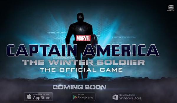 Capitan America - El Soldado de Invierno - Pronto
