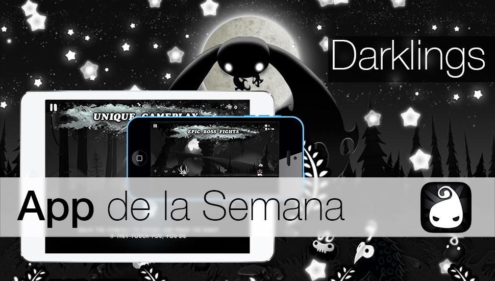Darklings - App de la Semana