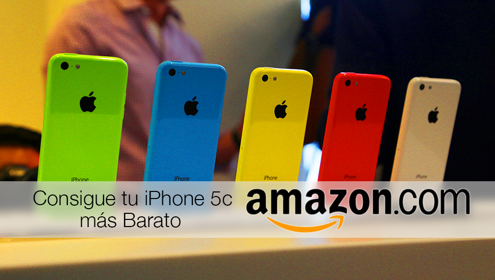 iPhone 5c Barato Amazon