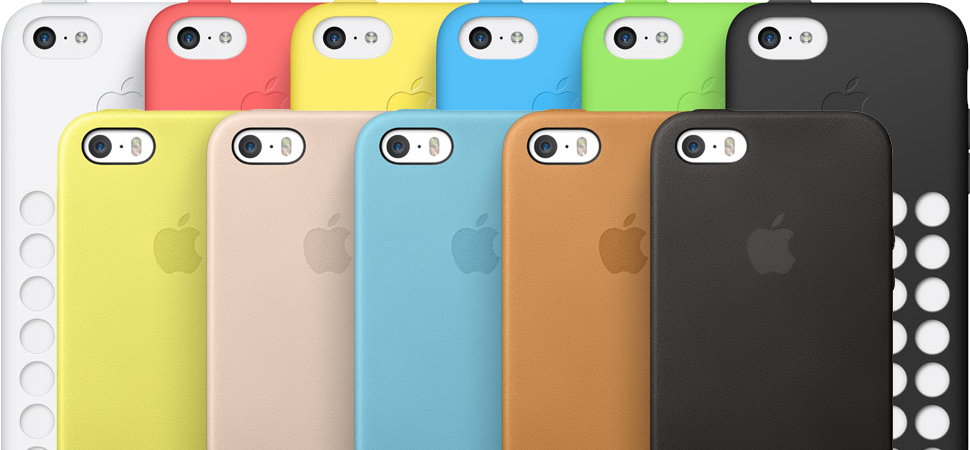 Fundas Carcasas iPhone 5s - iPhone 5c