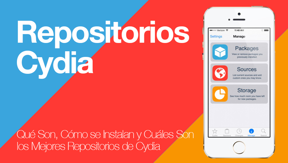 Repositorios Cydia
