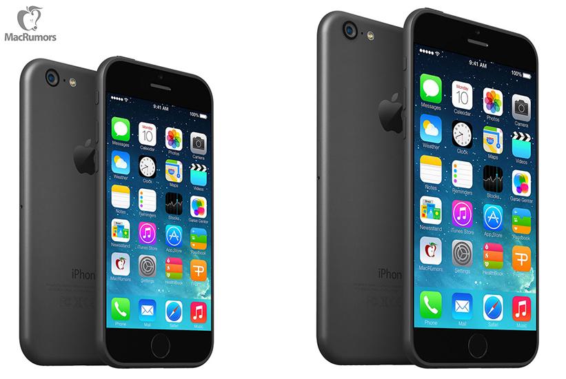iPhone 6 - Asi Podria Ser - Modelos