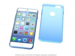iPhone 6 Nuevo Concepto Hajek - Carcasa