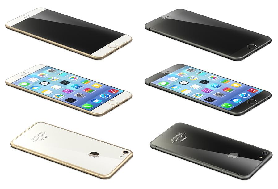 iPhone 6 Prototipo Oro Negro
