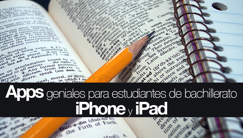 Apps-Estudiantes-Bachillerato-iPhone