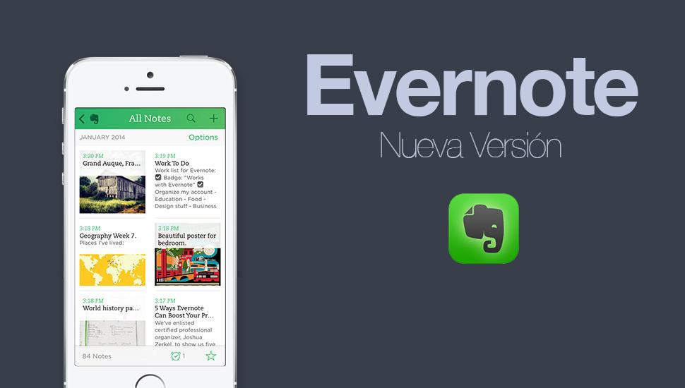Evernote-Nueva-Version