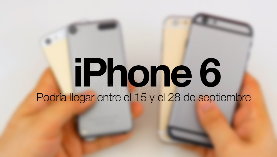 iPhone-6-comercializacion-septiembre