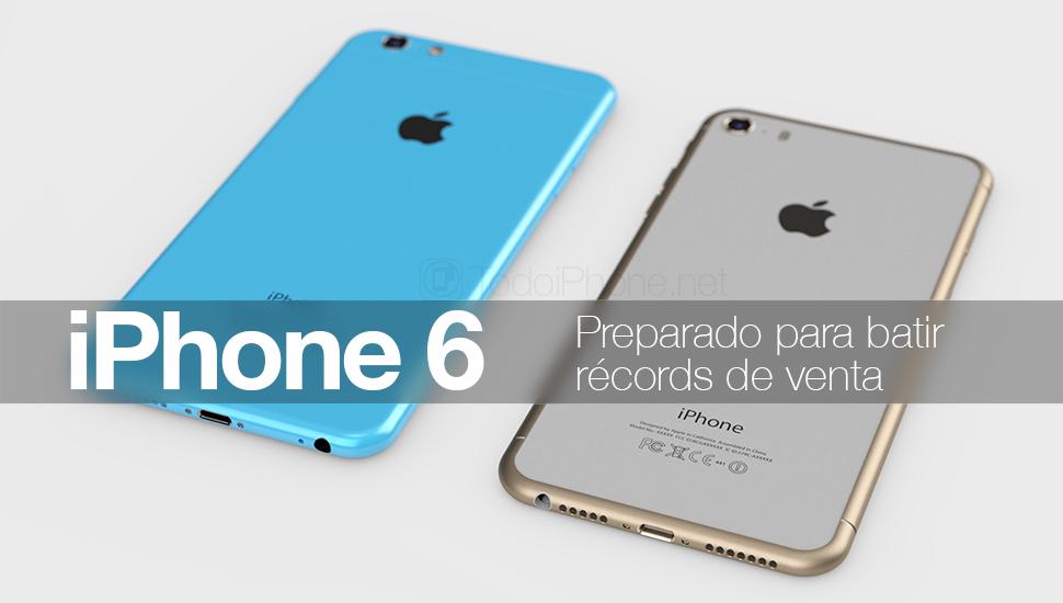 iPhone-6-records-venta-rumor