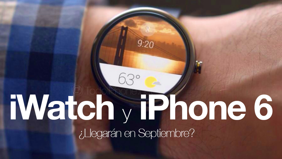 iPhone-6-iWatch-septiembre-rumor