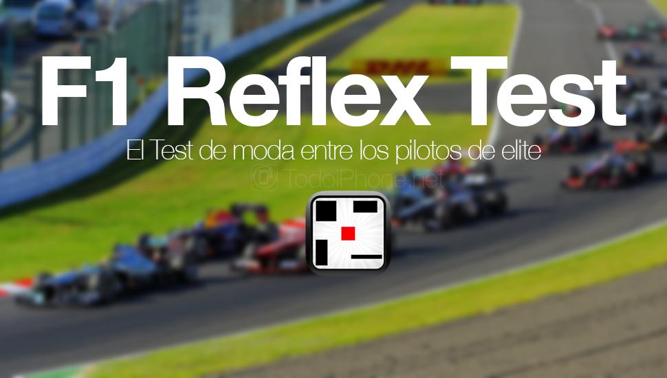 F1-Reflex-Test