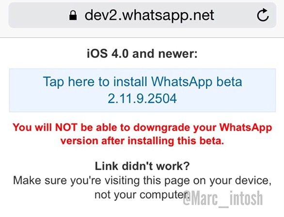 WhatsApp-beta-Instalar-iPhone
