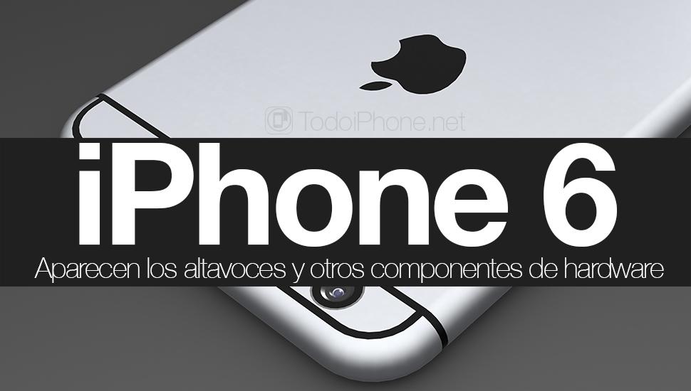iPhone-6-altavoces-cargador-rumor