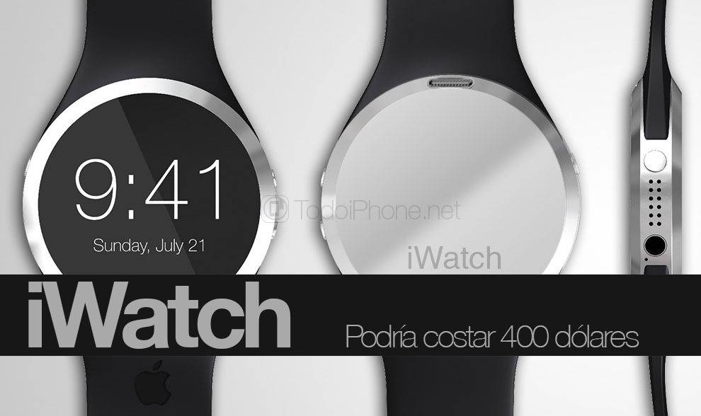 precio-iwatch-400-dolares-rumor