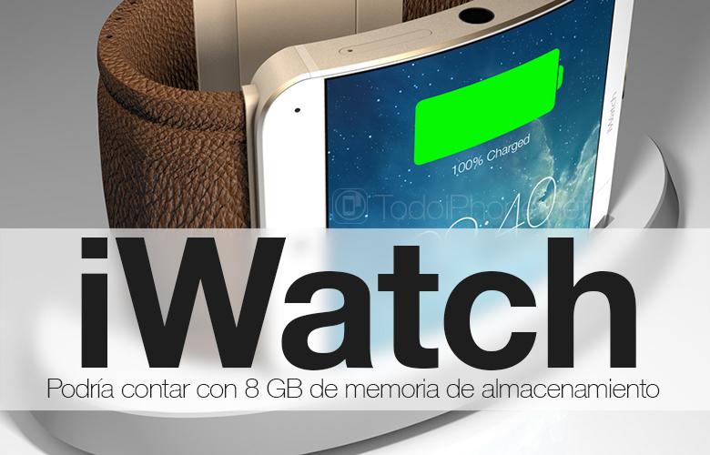 iWatch-podria-contar-8-GB-memoria