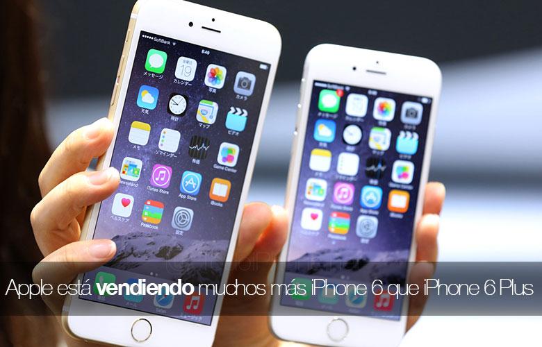 ventas-iphone-6-vs-iphone-6-plus