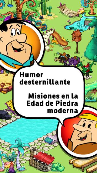 Los-Picapiedra-Reconstruir-Piedradura-iPhone-screen-2